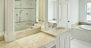 Five Things You Need To Know When Remodeling Your Bathroom White Five Fixture Bathroom