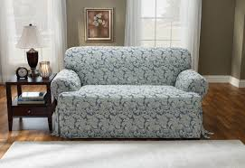 Sure Fit Scroll Classic T Cushion Loveseat Slipcover U0026 Reviews
