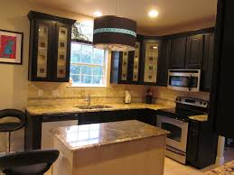 black kitchen cabinets frosted glass cabinet doors delic u2026 flickr