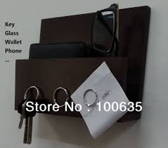 Mail And Key Holder Magnetic Wall Box Office Magnetic Key Organizer Letter Phone