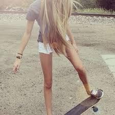 hairstyles for skate boarders long straight blonde hair skate hair 3 pinterest blondes