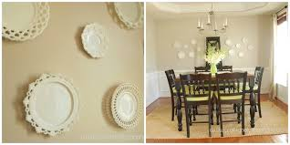 wall decor ideas for dining room remodelaholic home home on a budget dining room decor and