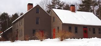 big farmhouse historic house hubka s big house house back house