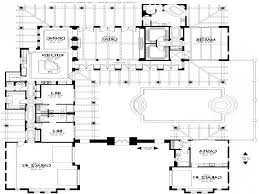Florida Home Plans With Pictures Home Design Contemporary Side Courtyard House Plan 61custom
