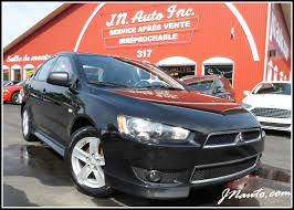 used mitsubishi lancer for sale used mitsubishi lancer vehicle for sale in estrie jn auto
