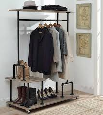 industrial farmhouse upcycle industrial pipe garment rack why