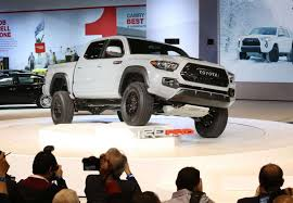 where is the toyota tacoma built toyota unveils 2017 trd pro edition of san antonio built tacoma