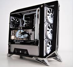 Custom Gaming Desk by Http Amzn To 2pfclkd Gaming Desk Pinterest Pc Cases Tech