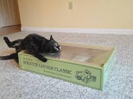 Cat Scratchers Cardboard Cat Scratching Boxes The Cat Lounge Classic Review