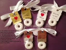 wedding party favor ideas diy wedding party favors diy wedding favors on a