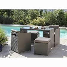chaise et table de jardin pas cher table et chaise de jardin en aluminium emejing table de jardin