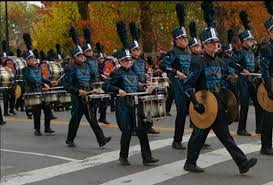 see cobb s harrison high band in macy s thanksgiving day parade