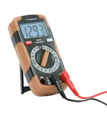 manual ranging multimeter cat iii