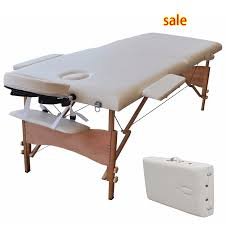 fold up massage table for sale new 84l portable massage table spa bed tattoo w free carry