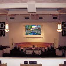 church baptistry backlit baptistry murals and religious images churchproducts