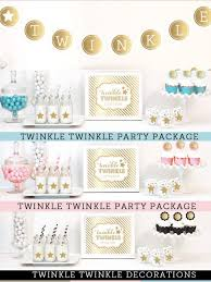 twinkle twinkle decorations twinkle twinkle party theme planning ideas supplies