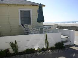 San Diego Cottages by Cozy Ocean Front Beach Cottages 4 Cottages Available Sleeps Up To