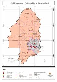 Malawi Map Health Needs Assessment For Blantyre City Malawi Pdf Download