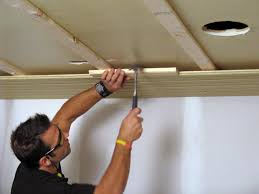 Wood Porch Ceiling Material by How To Install A Tongue And Groove Plank Ceiling How Tos Diy
