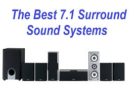 surround sound home theater systems the best 7 1 surround sound systems techsounded