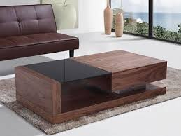 Modern Design Of Coffee Table Finn Solid Wood Round Coffee Table - Tables modern design