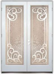 Sandblasting Kitchen Cabinet Doors Decorations Frosted Glass For Cabinet Doors Etched For Modern