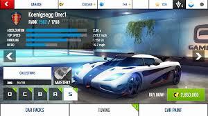 nissan 370z top speed mph koenigsegg one 1 performance stats asphalt wiki fandom powered