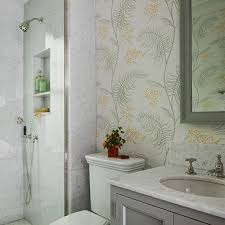 Green And Gray Bathroom Ideas - green and gray guest bathroom design ideas