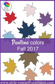 pantone colors fall 2017