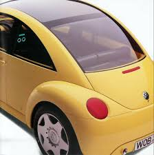 volkswagen beetle concept concept car of the week volkswagen concept 1 1994 car design news