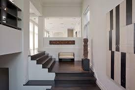 Garage Stairs Design Hardwood Contemporary Loft Architecture Pinterest