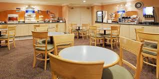 Union Park Dining Room by Union City Hotel Holiday Inn Express Union City San Jose