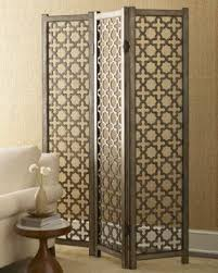 Moroccan Room Divider Mirrored Room Dividers Foter