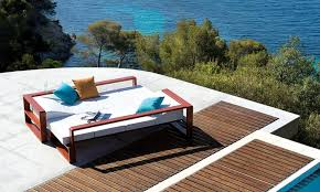 modern wood patio furniture plans landscaping gardening ideas
