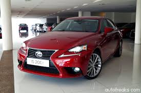 lexus is 200t engine lexus malaysia introduces new is 200t with 2 0l turbocharged