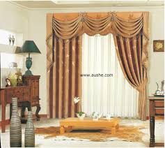swag curtains for living room primitive curtains for living room