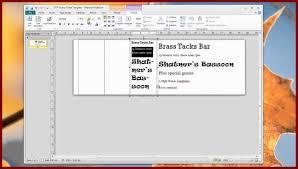 Microsoft Publisher Resume Templates Word Ticket Template Virtren Com