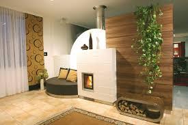 Wohnzimmer Modern Mit Ofen Spirit Of Fire Der Echte Kachelofen