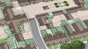 site plan drawings ben williams