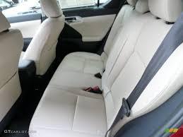 lexus hybrid ct200h interior ecru interior 2011 lexus ct 200h hybrid premium photo 53519593