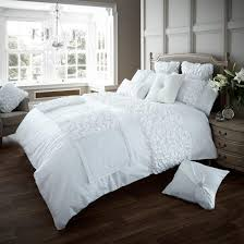 Duvet Cover Sizes Verina Duvet Cover With Pillowcase Quilt Cover Bed Set Single