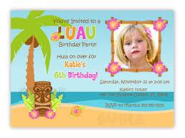 hawaiian birthday party invitations vertabox com