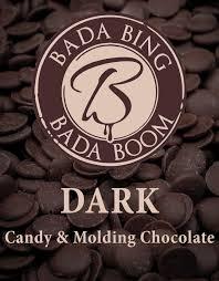 chocoley bada bing bada boom candy and molding formula dark