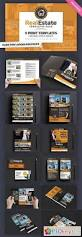real estate brochure template pack 772468 free download
