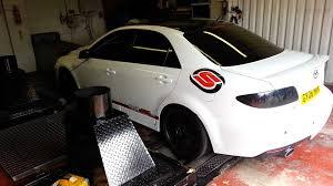 mazda mps mazda 6 mps dyno run total mps tuning car youtube