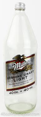miller genuine draft light 40ozmaltliquor com miller genuine draft light