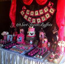 minnie mouse candy table ideas photograph wedding cake top