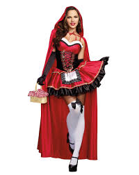 Motorcycle Rider Halloween Costume Red Womens Costume Spirit Halloween Beware