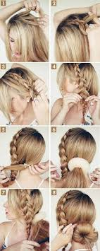 hairstyles with a hair donut 10 step by step side bun hairstyles tutorials you will love