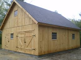 gambrel roof garages garage shop barn style with living space sale in brookfield